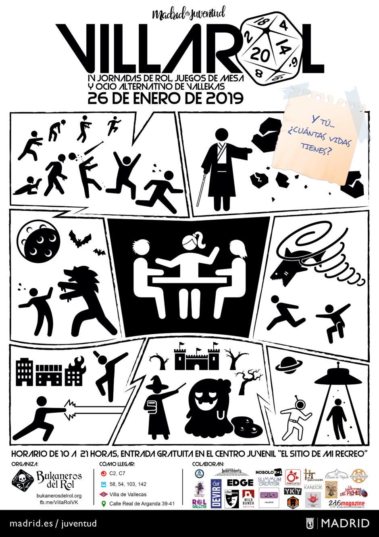 VillaRol 2019 Vallecas