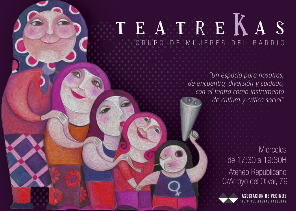 Teatrekas
