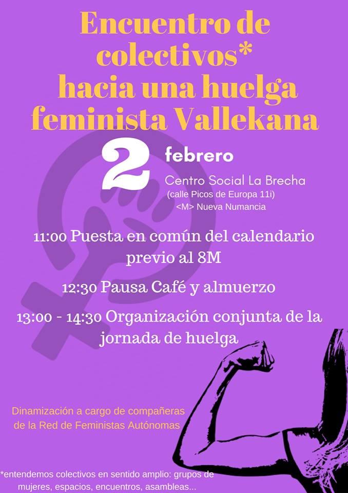 Vallekas feminista