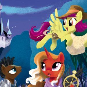 Villarol 2019  My Little Pony: Aventuras en Equestria, héroes al galope (Rol en mesa)