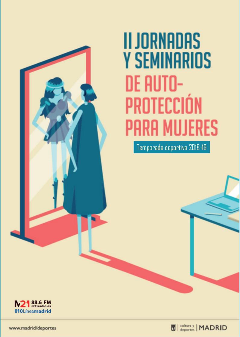 Talleres y seminarios autoprotección para mujeres 2019