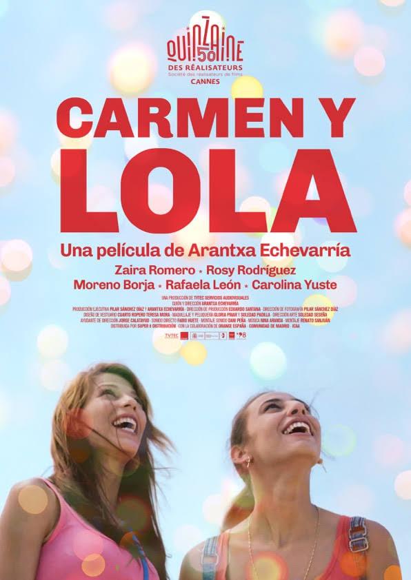 Carmen y Lola cine Vallecas