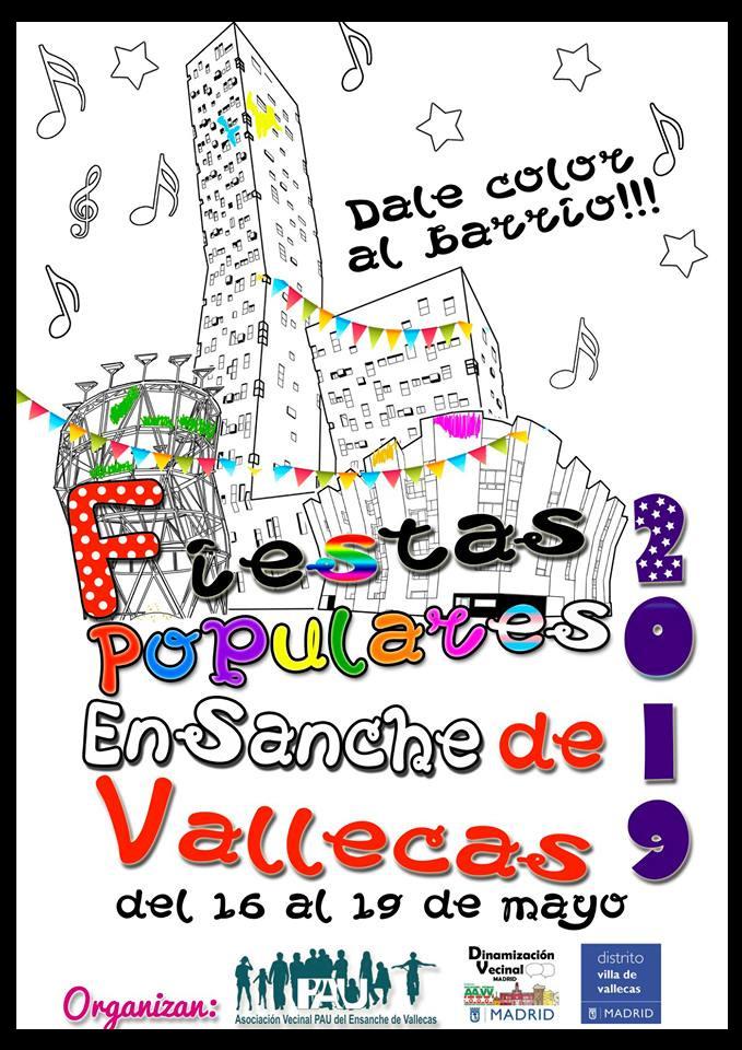 Fiestas Ensanche-Vallecas