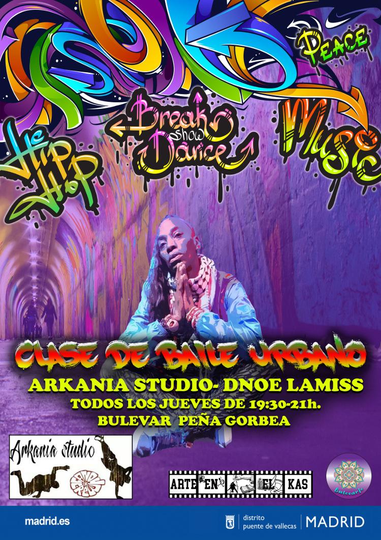 ARKANIA STUDIO DNOE LAMISS-bulevarte Vallecas