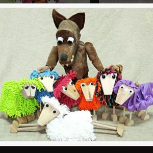 Las siete cabritillas y el lobo