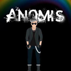 Anomis, 7 Tetas Orgullo Vallekano 2019