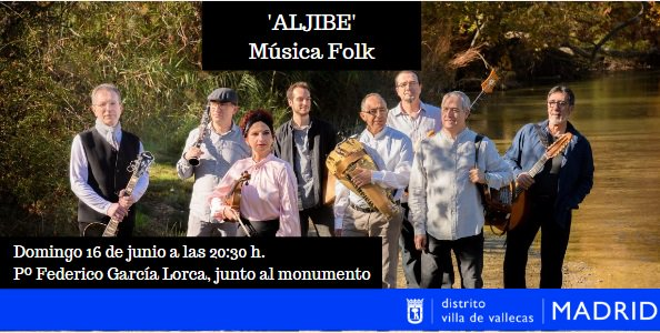 Aljibe Semana cultural Villa Vallecas