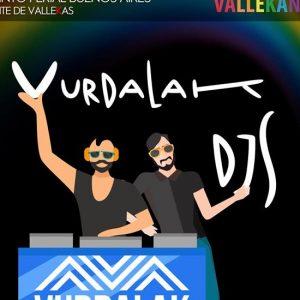 Vurdalak DJs, 7 Tetas Orgullo 2019