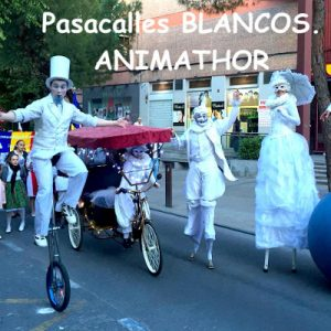 Pasacalles infantil Fiestas del Carmen 2019