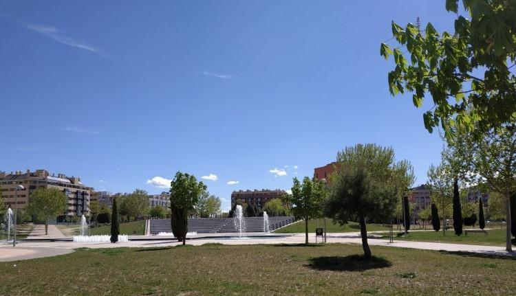 Parque Lola Camarena Vallecas