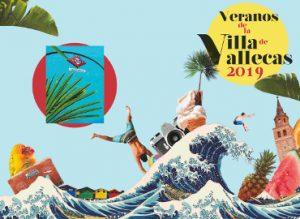 Veranos de la Villa de Vallecas 2019