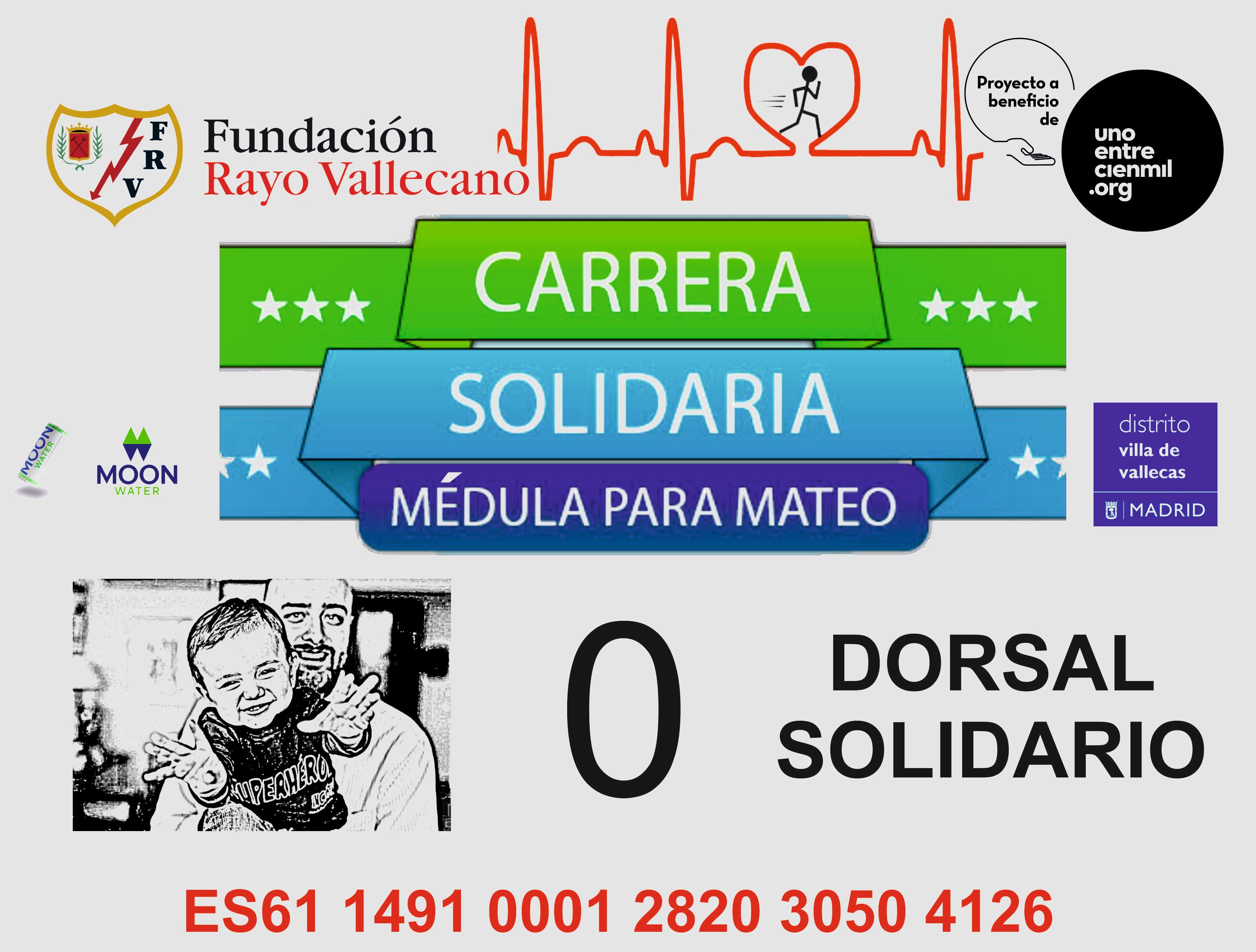 V Carrera Médula para Mateo Vallecas