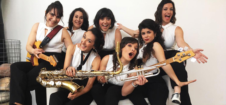 mujeres del soul teatro Paco Rabal Vallecas