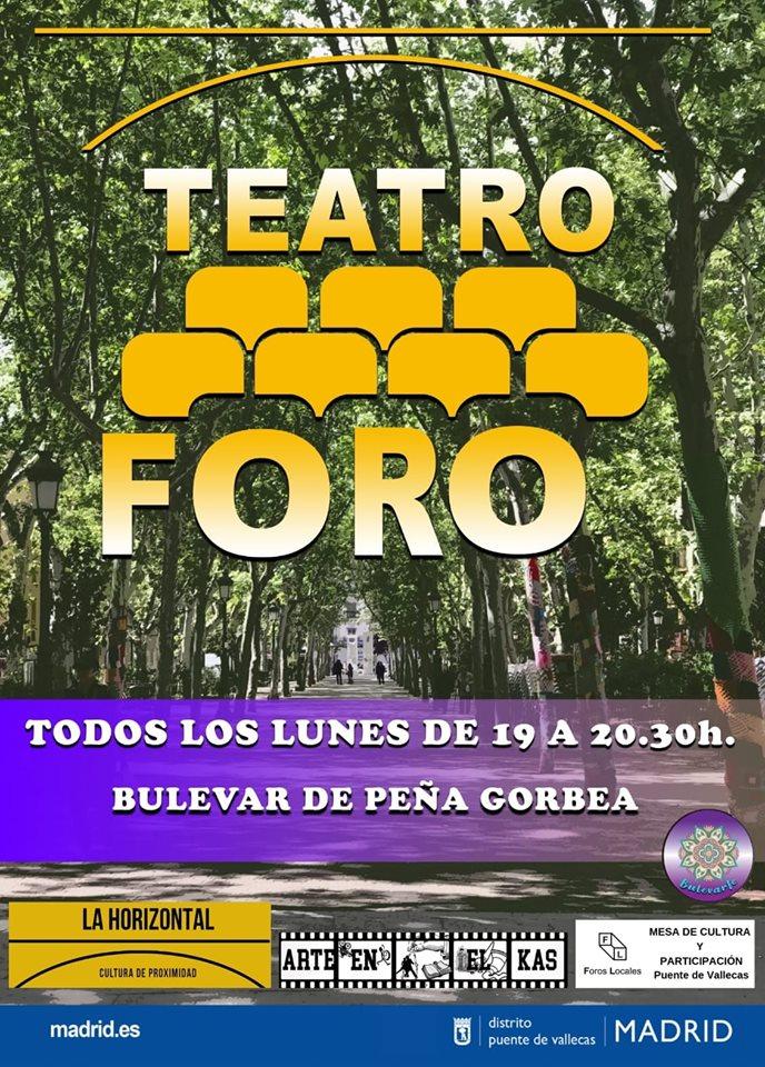 Teatro foro bulevarte Vallecas
