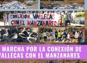 II Marcha Conexión de Vallecas con el Manzanares
