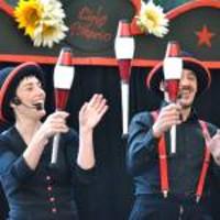 Calle abierta: Gran circo de Saxofón y Clarinete