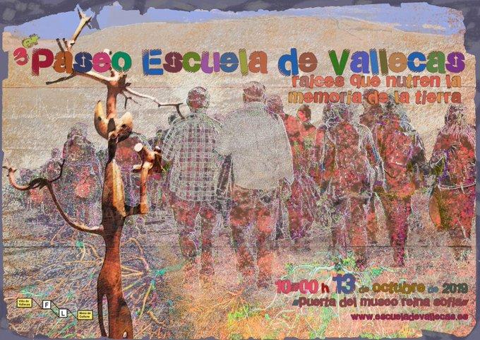 Paseo Escuela Vallecas