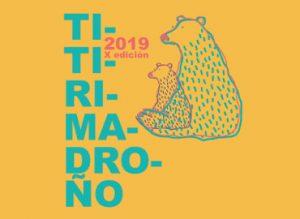 Titirimadroño 2019