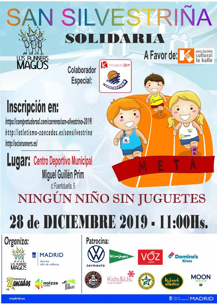 San Silvestriña Vallecas 2019