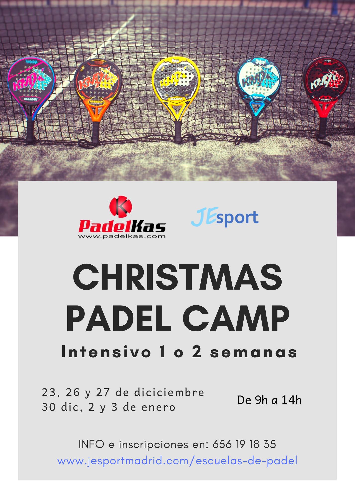 CARTEL PADELKAS Jesport Madrid