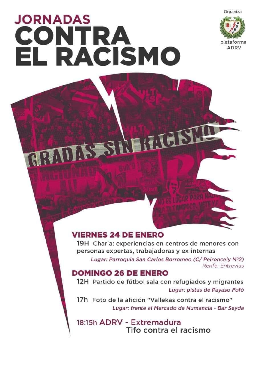 jornadas contra el racismo Vallecas
