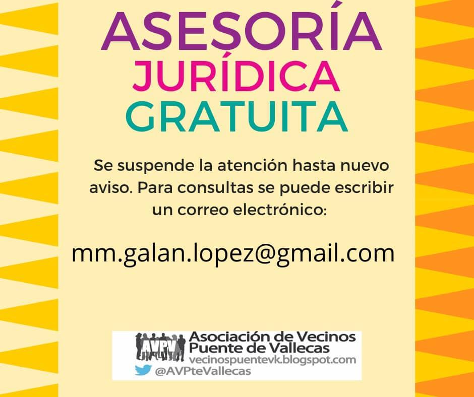 asesoria laboral gratuita Vallecas