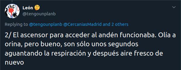 2019. Odisea de un viaje en silla de ruedas por el transporte público de Madrid