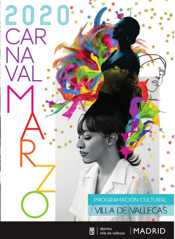 Programacion Marzo Carnaval villa de Vallecas