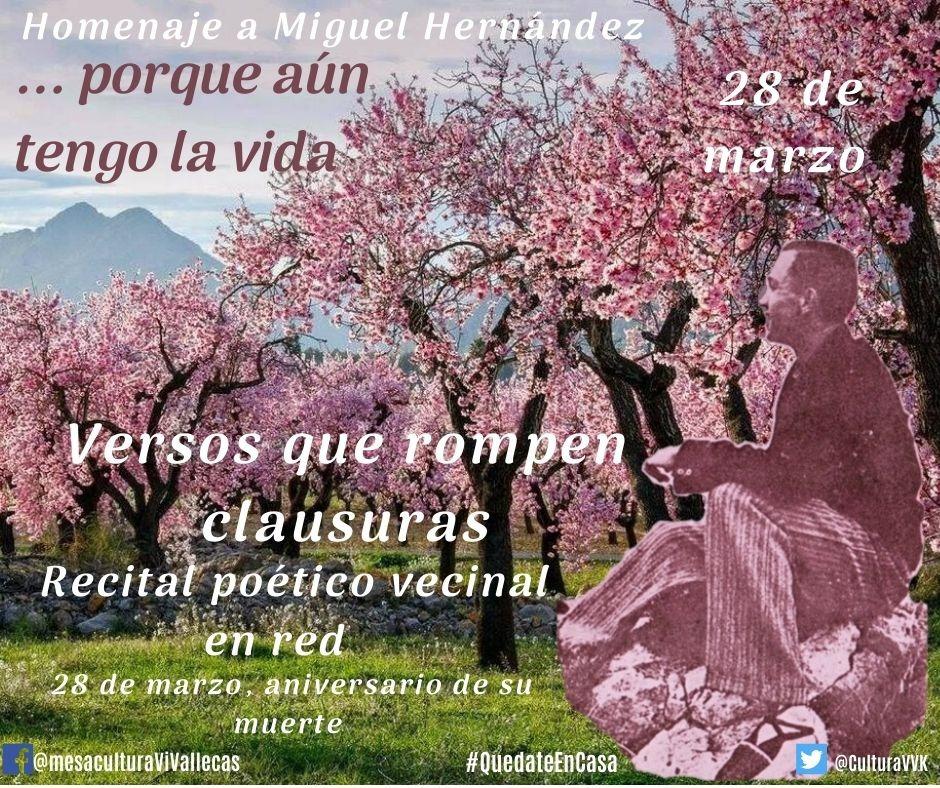 Poesía Viva Vallecas Covid19