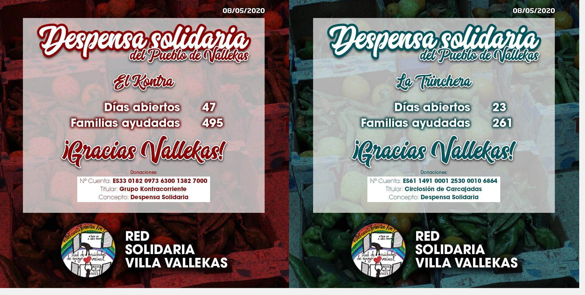 Despendsa solidaria Vallecas