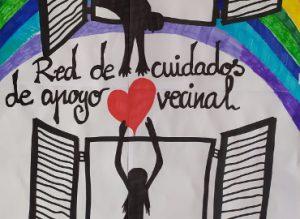 Recogida de alimentos Red Solidaria Villa Vallecas