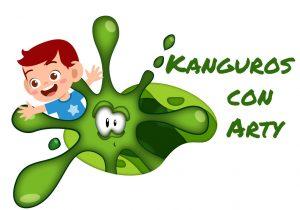 Kanguros con Arty verano 2020 (Art&Mañas)