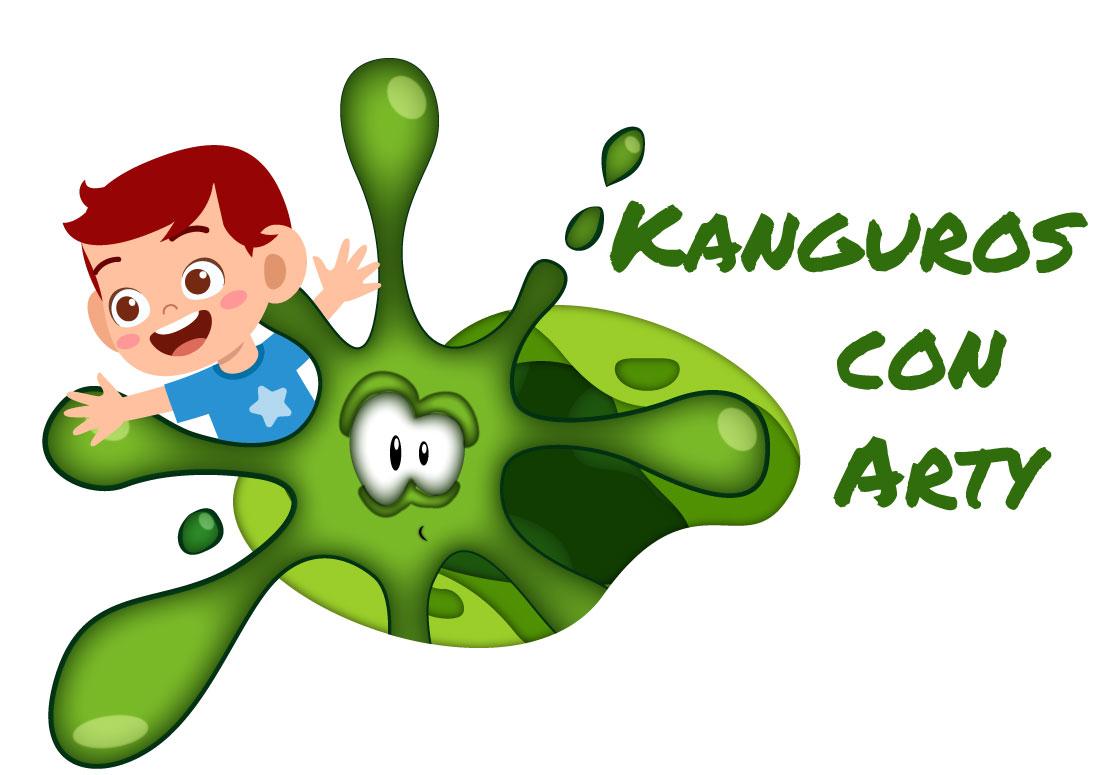 Kanguros con Arty Art&Mañas Vallecas