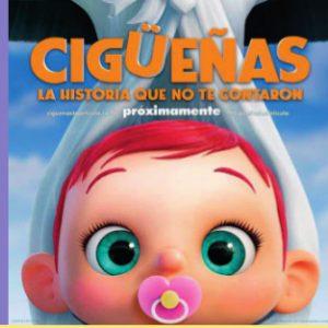 Cine de verano: Cigüeñas