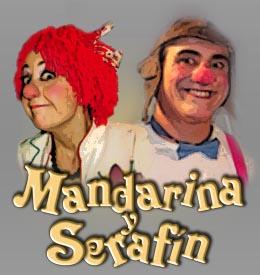 Las aventuras de Mandarina y Serafín