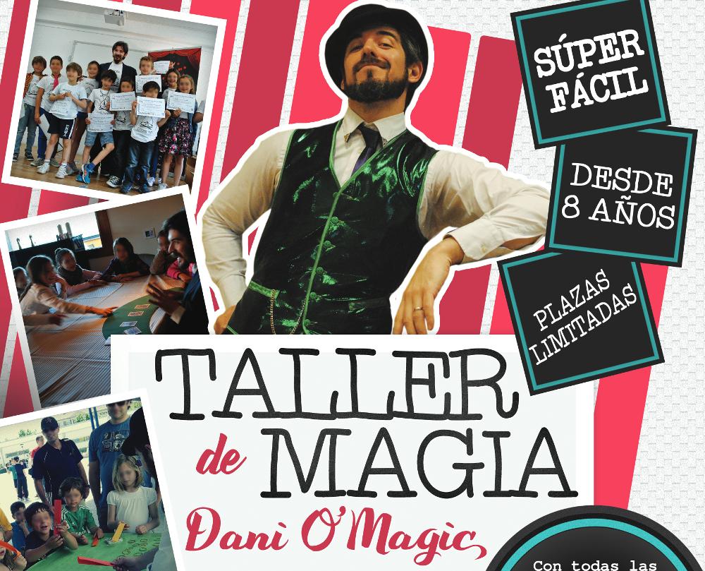 Pilar Miró- curso 2019 2020 Dani O'Magic Vallecas