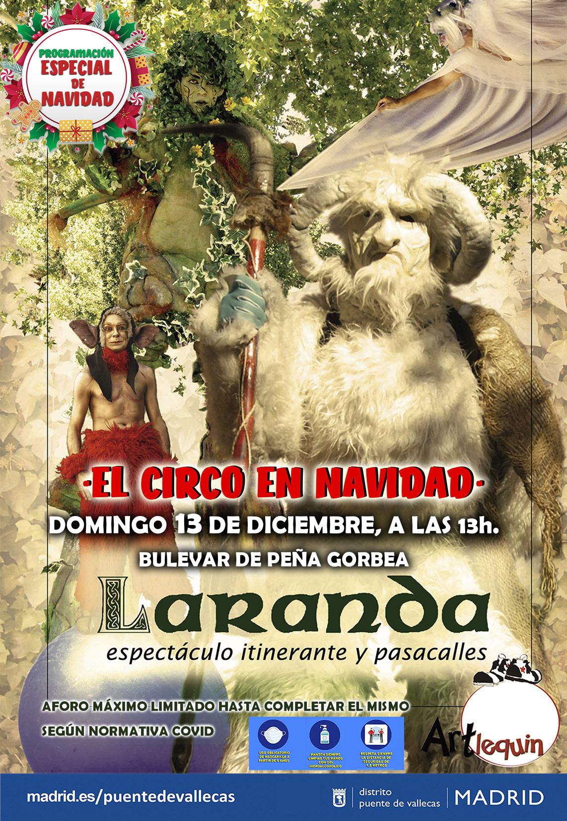 13´Diciembre -LARANDA- Infantil Bulevar Peña Gorbea_Vallecas