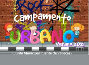 Campamento urbano Puente de Vallecas (verano 2021)