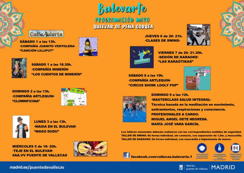 Bulevarte_mayo Vallecas