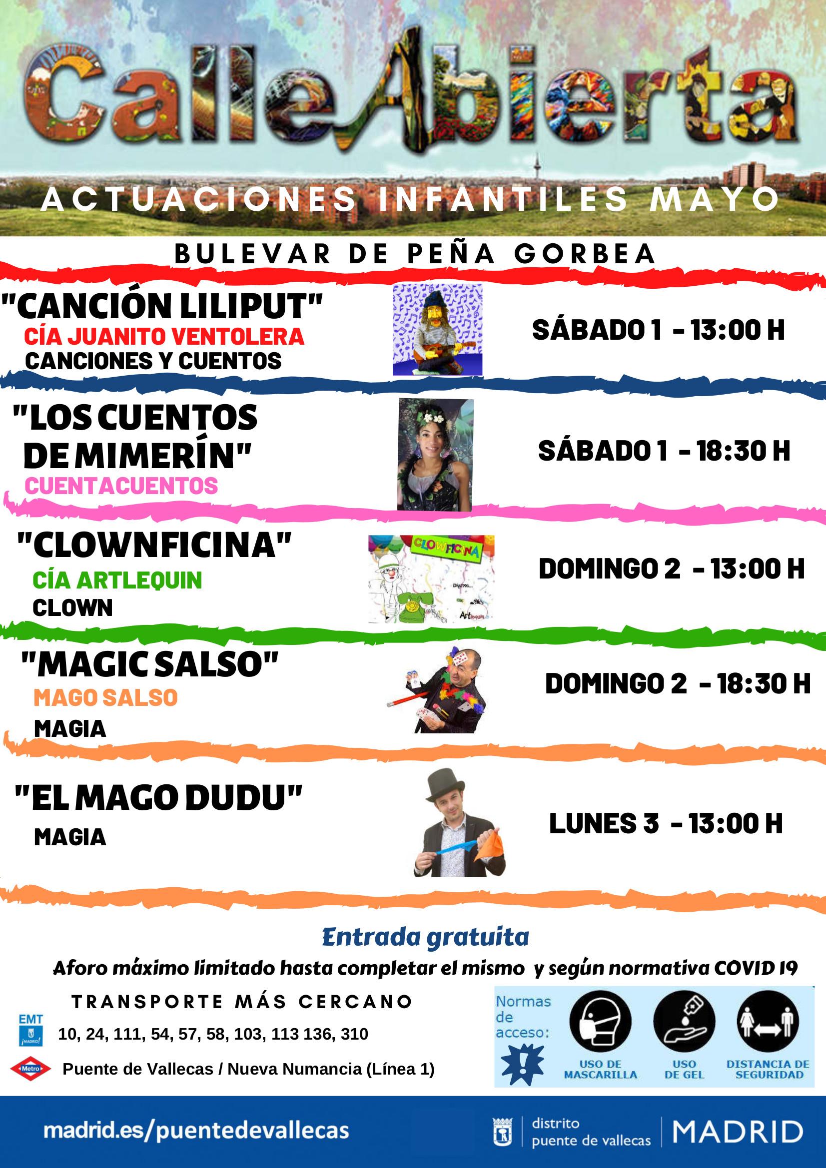 Calle_abierta_mayo Vallecas
