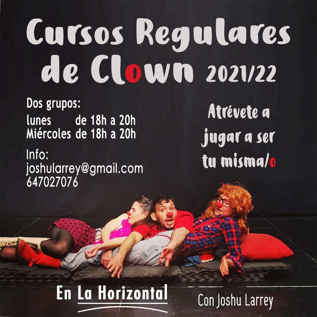 curso clown VAllecas