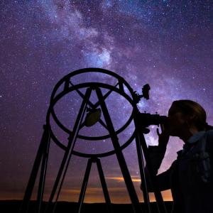 """Charla astronómica: """"Las estrellas de Madrid"""""""
