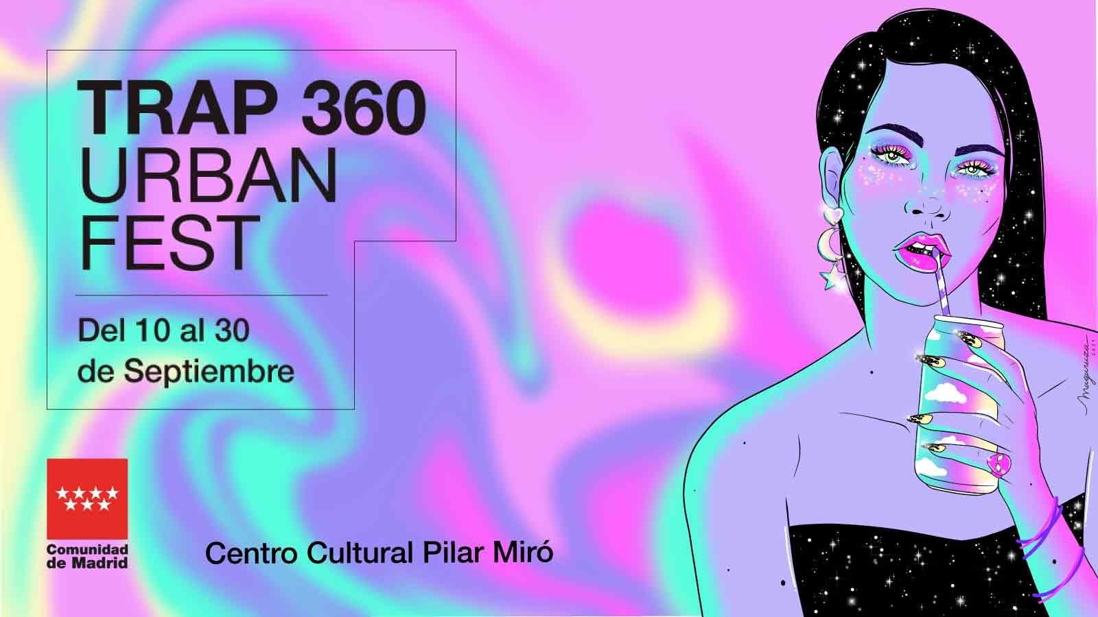 TRAP360&URBAN FEST Vallecas