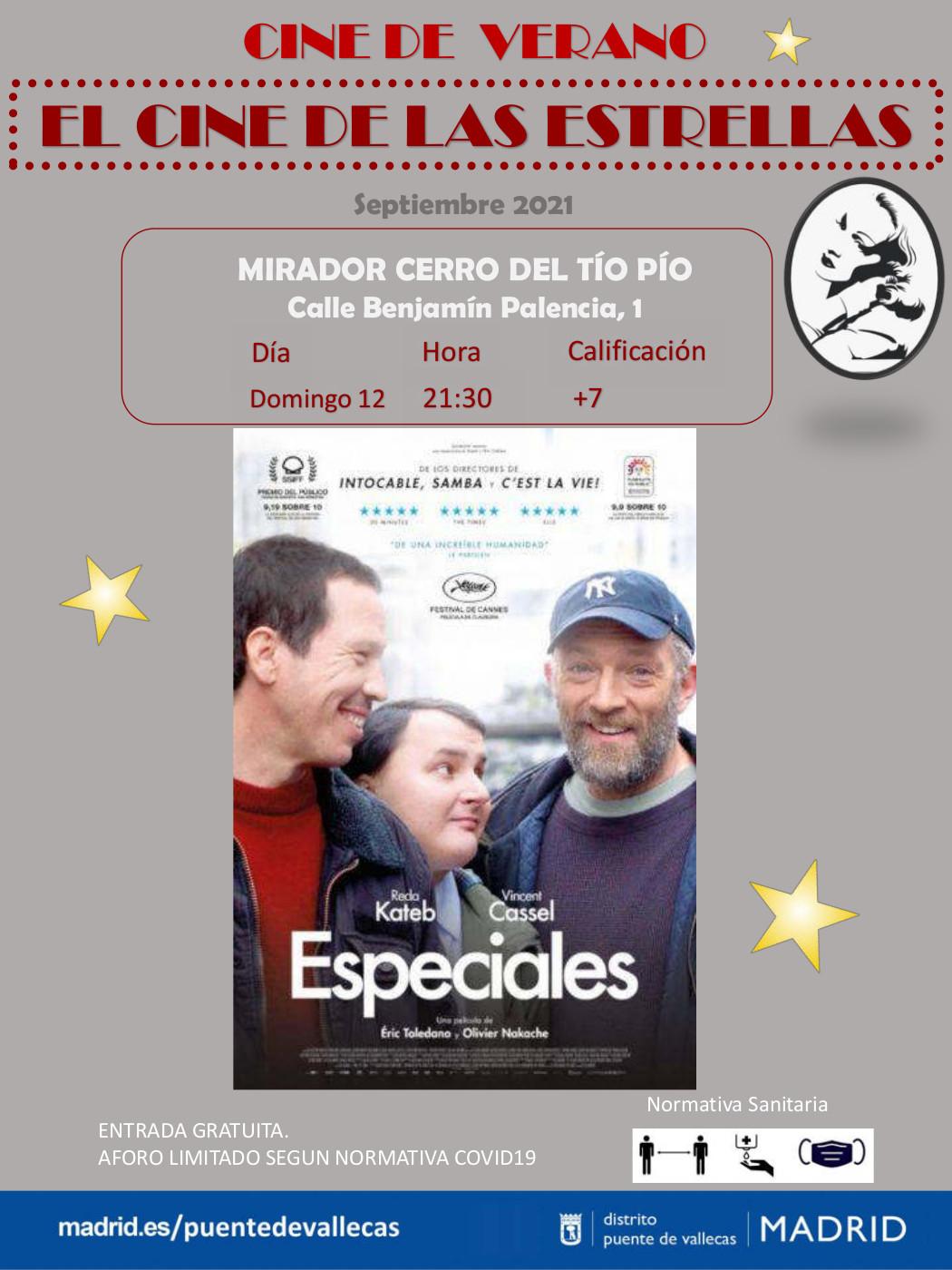 cine Vallecas especiales