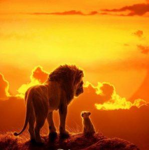 Pequecine: Rey león